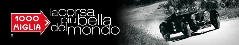 Roberto Ferrari e Corrado Boldi conducono la 1000MIGLIA tappa di Ferrara 2012