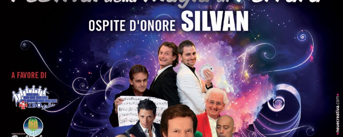 Locandina Silvan 29 novembre 2015